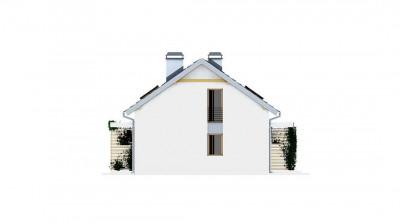 Z187 - Функциональный удобный двухквартирный дом с отдельными входами в каждую из них.