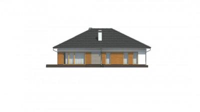 Z303 - Комфортный одноэтажный дом, в каждой спальне собственная ванная комната.
