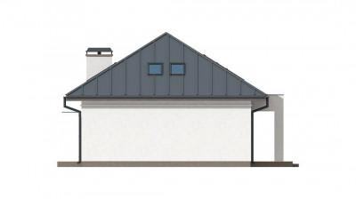 Z85 C - Версия проекта Z85 с современным оформлением фасадов.