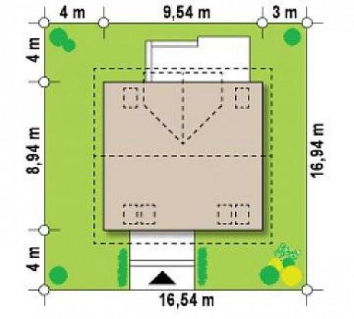 Z65 v2 - Современная версия проекта Z65 c изменениями в планировке.