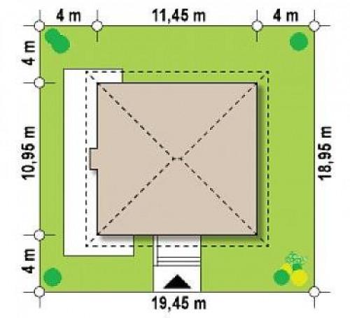 Zx2 L v2 - Версия проекта Zx2 c измененной планировкой