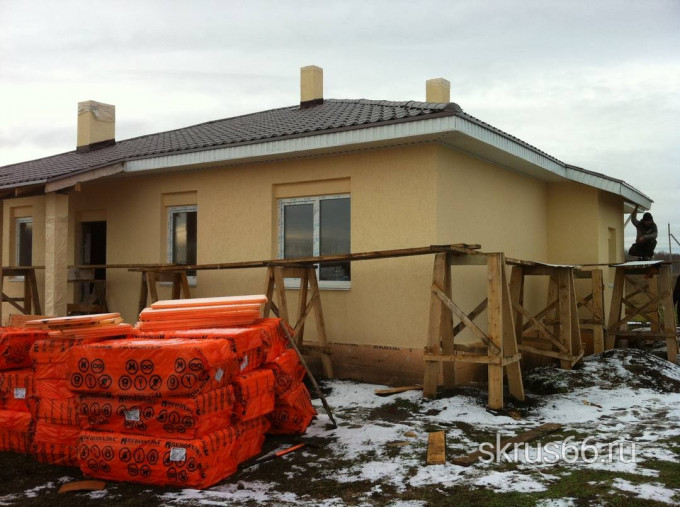 Дом 168 кв.м