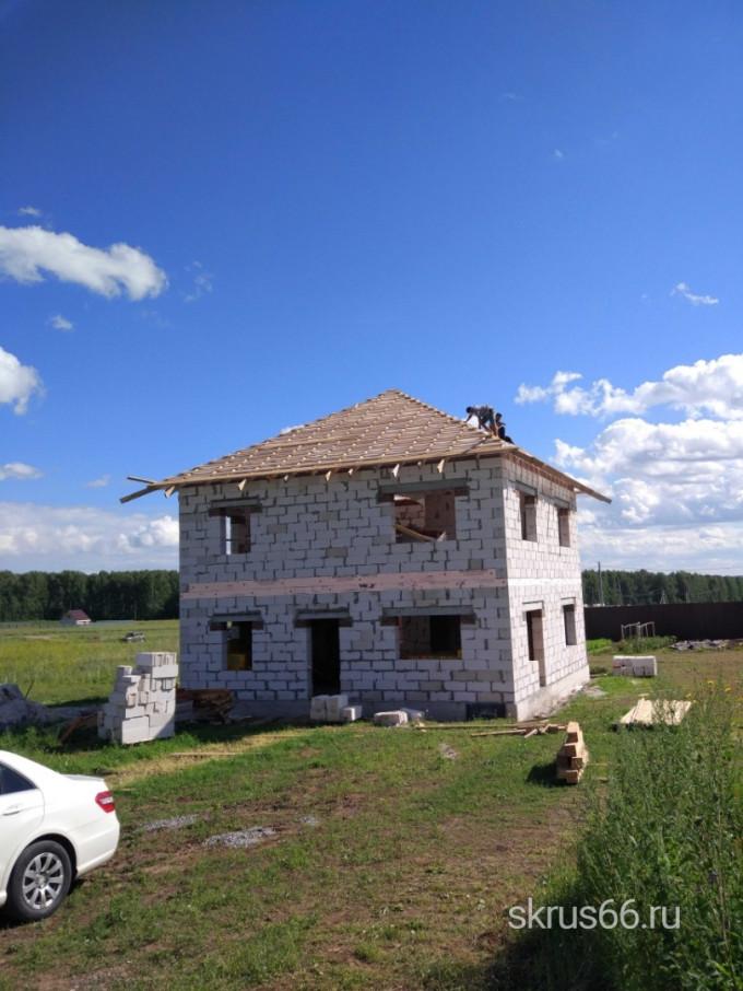 Дом 196 кв.м
