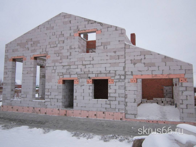 Дом 223 кв.м