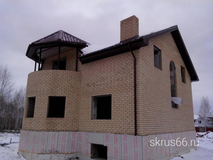 Дом 267 кв.м