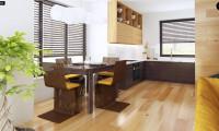 Z101 - Небольшой дом с дополнительной комнатой на первом этаже, большим хозяйственным помещением и эркером в столовой.