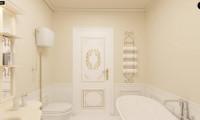 Z136 - Проект компактного одноэтажного дома, экономичного как в строительстве, так и в эксплуатации.
