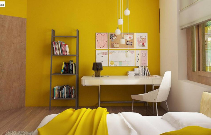 Z140 - Одноэтажный дом с возможностью обустройства чердачного помещения, оптимальный для южного въезда на участок.
