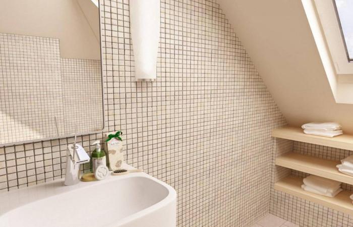 Z18 dk - Проект красивого мансардного дома, адаптированный для каркасной технологии