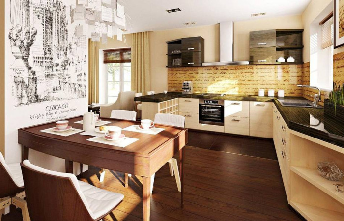 Z18 - Элегантный классический дом с изящными мансардными окнами и балконами.