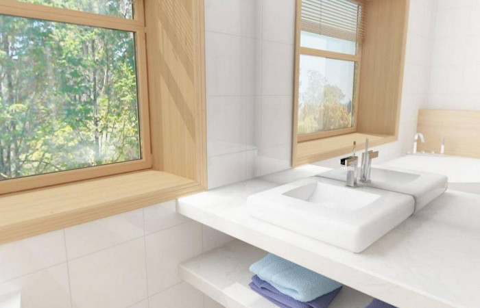 Zx12 - Комфортабельный двухэтажный дом традиционной формы с гаражом.