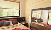 Zx24 GL2 - Версия двухэтажного дома Zx24 c увеличенным гаражом для двух машин