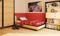 Zx24 dk - Проект комфортного двухэтажного дома, адаптированный для каркасной технологии