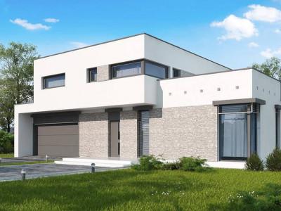 Zx46 GL2 - Комфортная резиденция, современный дизайн, оптимальная планировка помещений.