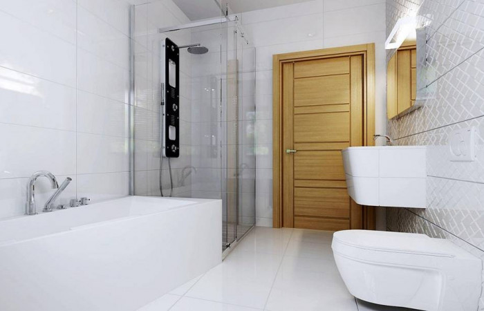 Zx105 B - Увеличенная версия проекта Zx105 с гардеробными в каждой спальне.