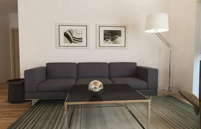 Zx105 - Небольшой дом в стиле хай-тек — элегантный, практичный и экономичный.