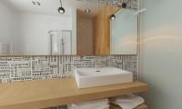 Zx114 - Добротный особняк модернистского характера с большой площадью остекления.