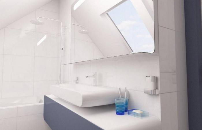 Z211 S - Дом с мансардным этажом, адаптированный для сейсмоопасных регионов.