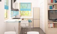Z212 - Аккуратный стильный дом с дополнительной спальней на первом этаже.
