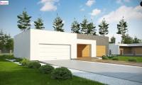 Zx133 - Оригинальный дом в современном стиле