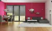 Z220 - Уютный дом с террасой над гаражом, с возможностью обустройства зимнего сада.