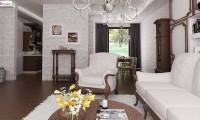 Z23 - Компактный и удобный одноэтажный дом с многоскатной крышей.