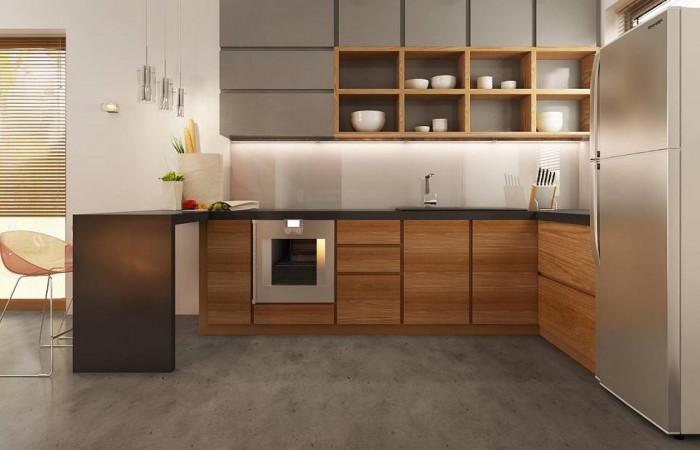Z264 - Компактный, аккуратный и стильный дом с двумя спальнями.