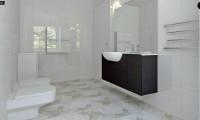 Z295 - Проект компактного двухэтажного дома строгого современного стиля.