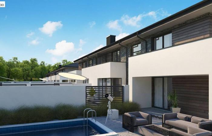 Zb23 - Двухэтажный комфортный дом для двух семей
