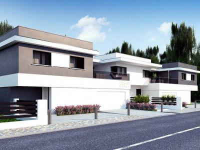 Zb27 - Современный двухсемейный дом с отдельными входами