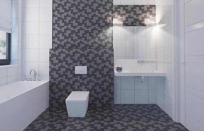 Z379 - Проект стильного одноэтажного дома с функциональной планировкой