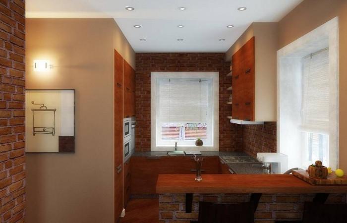 Z3 - Компактный дом с мансардой с камином на террасе.