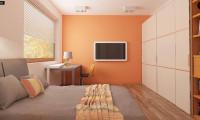 Z41 - Выгодный небольшой одноэтажный дом с тремя спальнями.