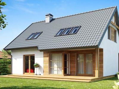 Z66 - Проект комфортного и выгодного дома.
