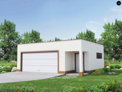 Zg21 - Комфортный гараж на две машины