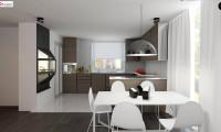 Z75 - Простой и экономичный дом с мансардой и дополнительной комнатой на первом этаже.