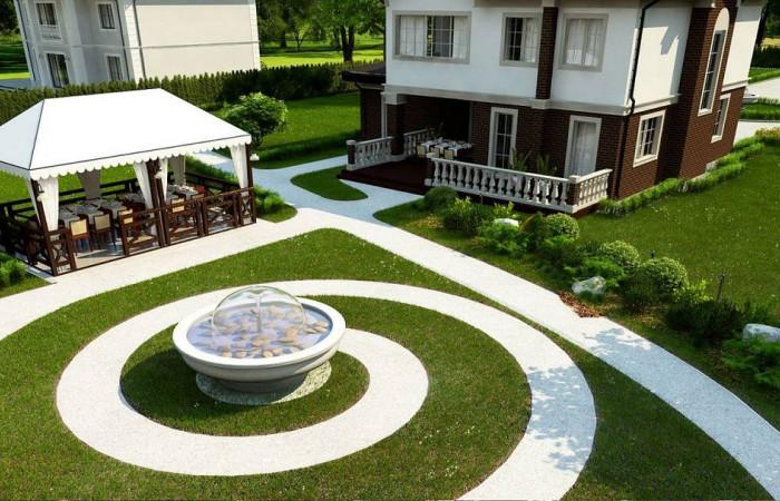 Zz2 - Просторный проект двухэтажного дома с удобной планировкой.