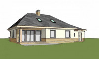 Z84 GL - Современный дом с гаражом