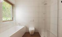 Z8 v2 - Одноэтажный коттедж подвариант Z8  с измененной планировкой комнат.