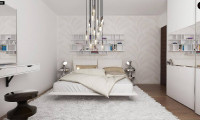 Z94 - Практичный одноэтажный дом с большим гаражом, просторной гостиной и двумя спальнями.